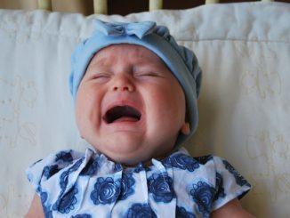 Das Kind einfach mal schreien lassen