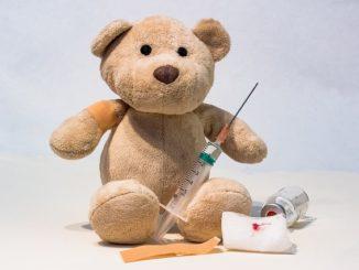Impfreaktionen beim Baby
