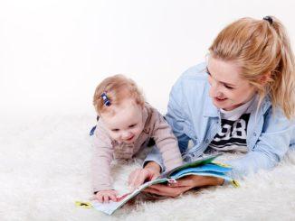 Sprachentwicklung beim Baby