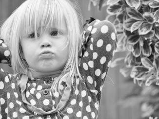 Gefuerchtete Trotzphase mit 1 – das rebellierende Kind