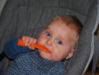 Was kann Baby mit 8 Monaten essen?