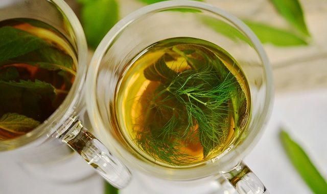 Fenchel Anis Kuemmel Tee in der Schwangerschaft