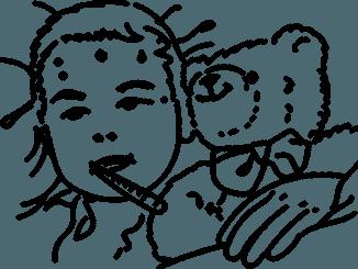 Fieber bei Wachstumsschub