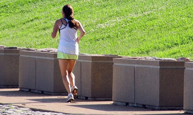 Joggen nach einem Kaiserschnitt
