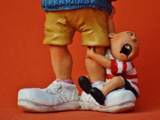Horrorvorstellung fuer Eltern: Kind will nicht in den Kindergarten