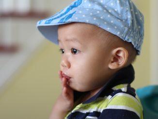 Mit Lippenherpes das Baby gekuesst