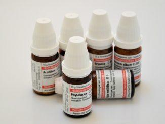 Abstillen mit Phytolacca