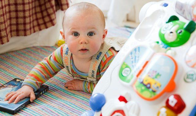 Tagesablauf eines Babys