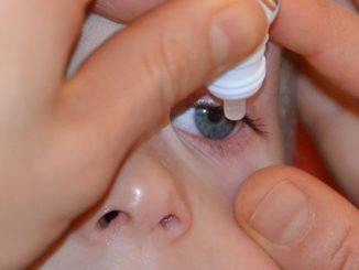 Duerfen Floxal Augentropfen beim Baby angewendet werden?