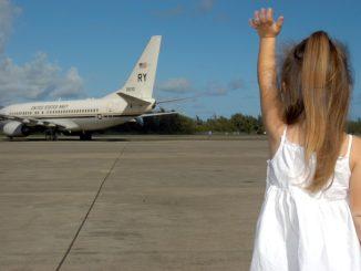 Flugreise mit dem Kleinkind